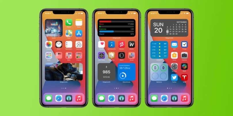 How to Enhance Your iOS 14 Home Screen With Lovely Widgets